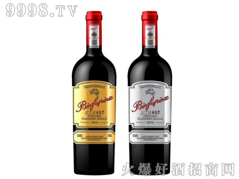 奔富BTN407干红葡萄酒