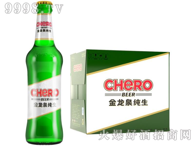 金龙泉纯生啤酒388ml