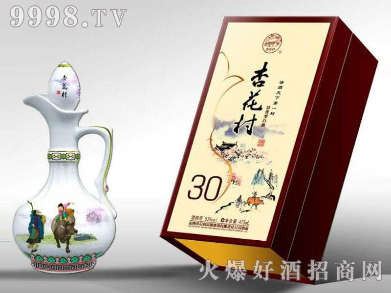 杏花村酒・30