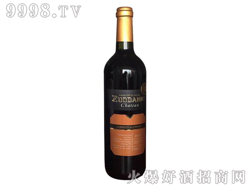 佐丹妮干红葡萄酒2010-12度750ml