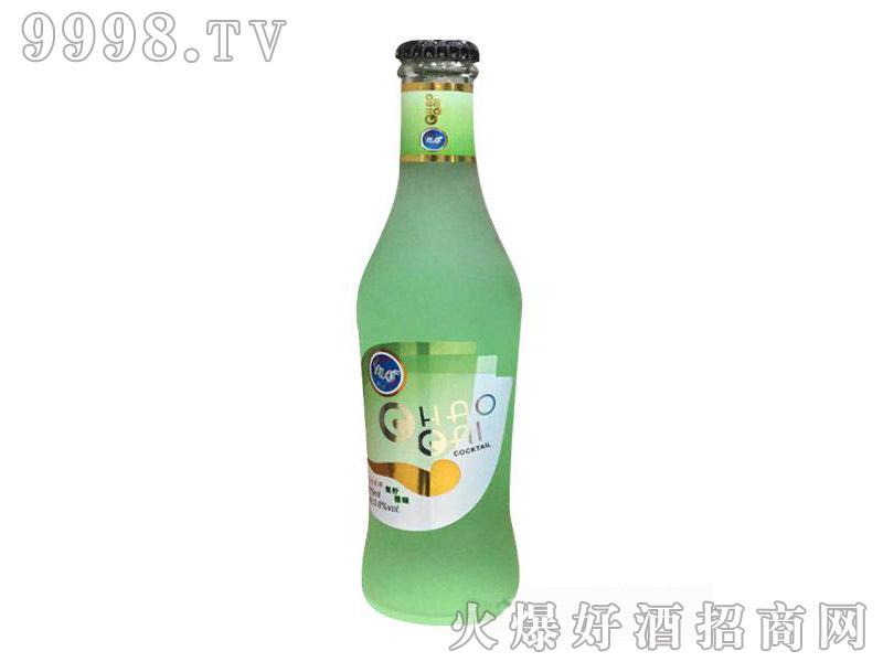 青柠薄荷味超彩鸡尾酒3.8度275ml
