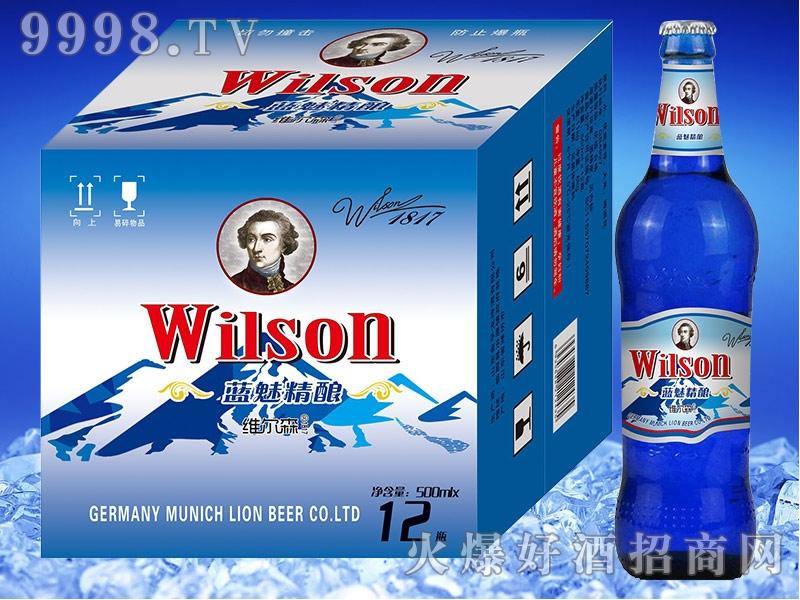 蓝魅精酿啤酒