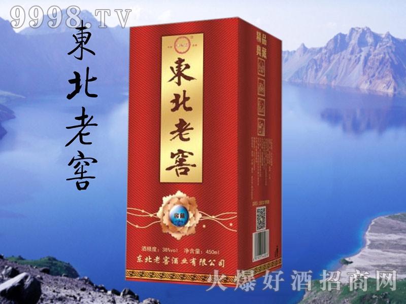 东北老窖酒-窖藏(盒装)