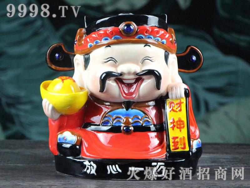刘壶记酒财神到-白酒招商信息