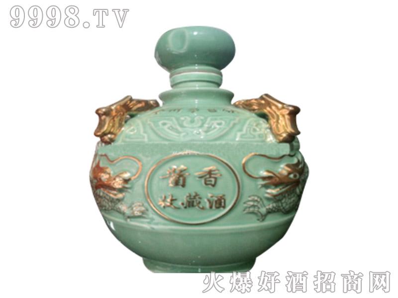 茅台镇酱香收藏酒青坛