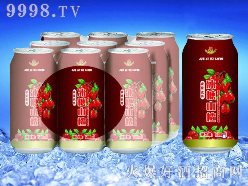 亮剑啤酒罐装冰糖山楂果啤500ml
