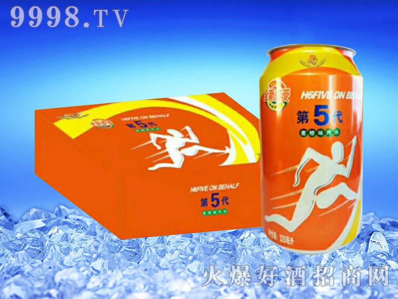 亮剑啤酒罐装蜜橙味果啤