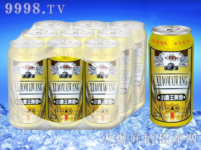亮剑啤酒罐装小麦王啤酒500ml