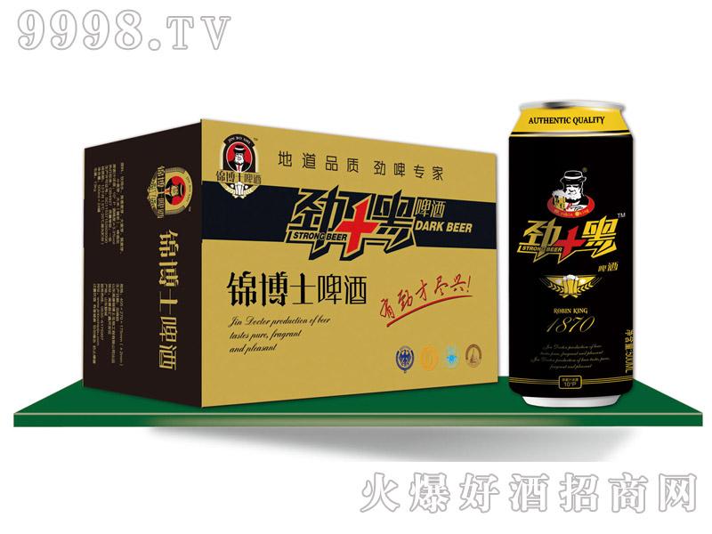 劲+黑啤500mlx24罐