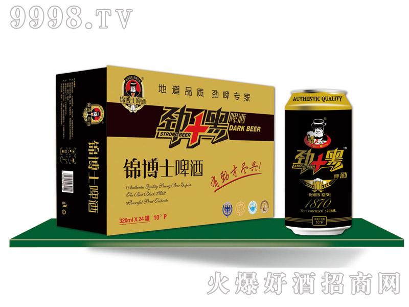劲+黑啤320mlx24罐
