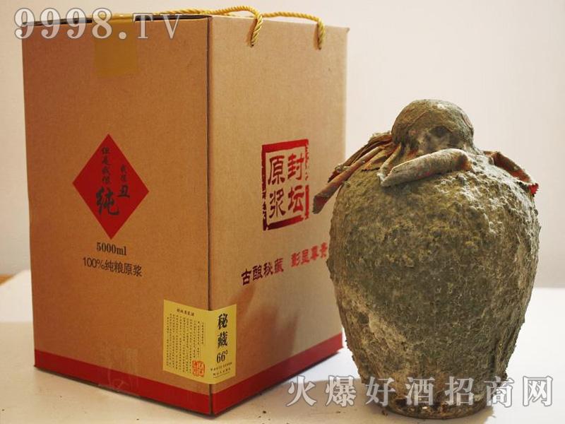 七喜酒原浆封坛秘藏