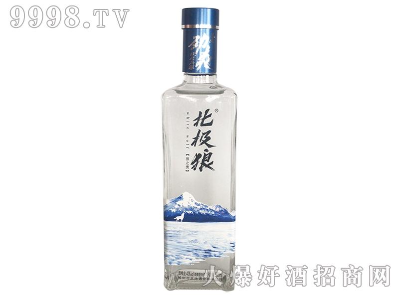 北极狼酒-狼之勇500ml-白酒招商信息