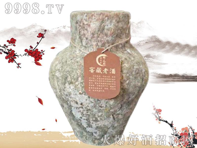 窖藏光瓶酒52度1.5L