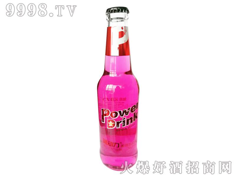 魅动力激情苏打酒(红色)-饮料招商信息