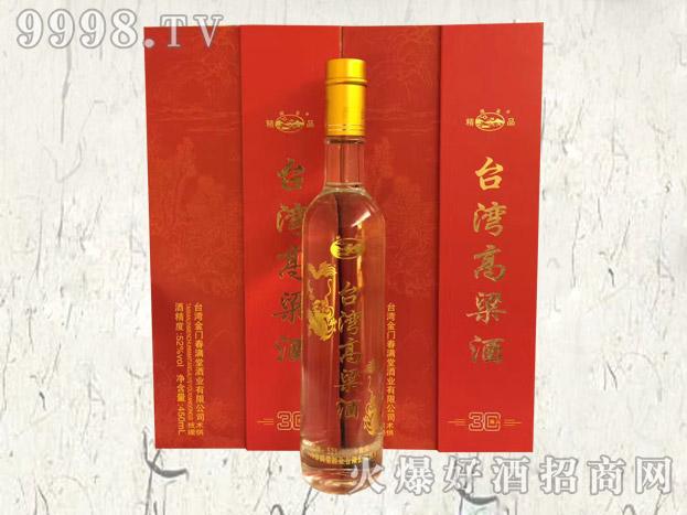台湾高粱酒・30陈高52度450ml