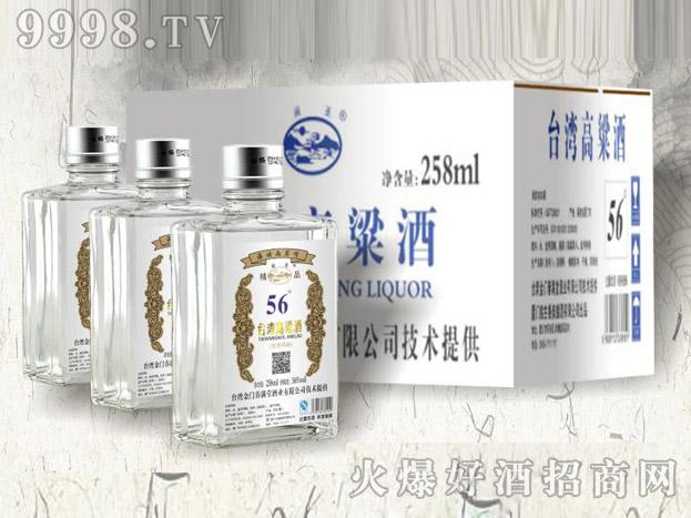 台湾高粱酒56度258mlx24瓶
