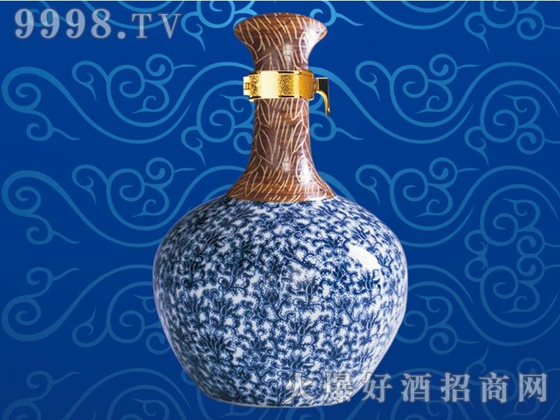仁仪酒(蓝花瓷)