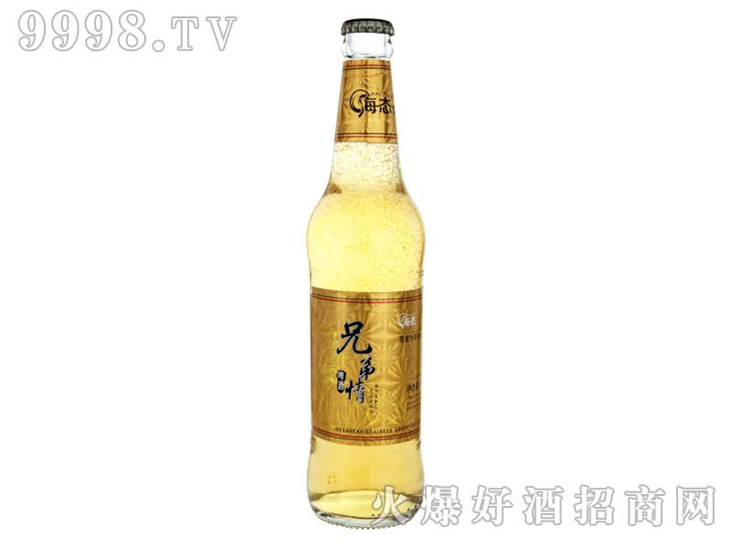 海态兄弟情啤酒468mlX12