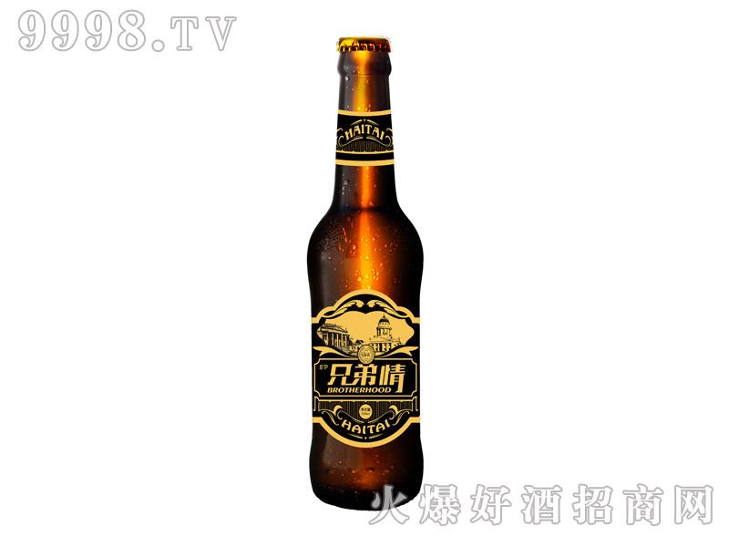 海态兄弟情啤酒320mlX24(中文版)