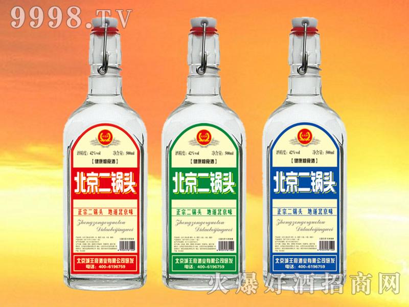 永定桥北京二锅头酒42度500mlx12(健康粮食酒)