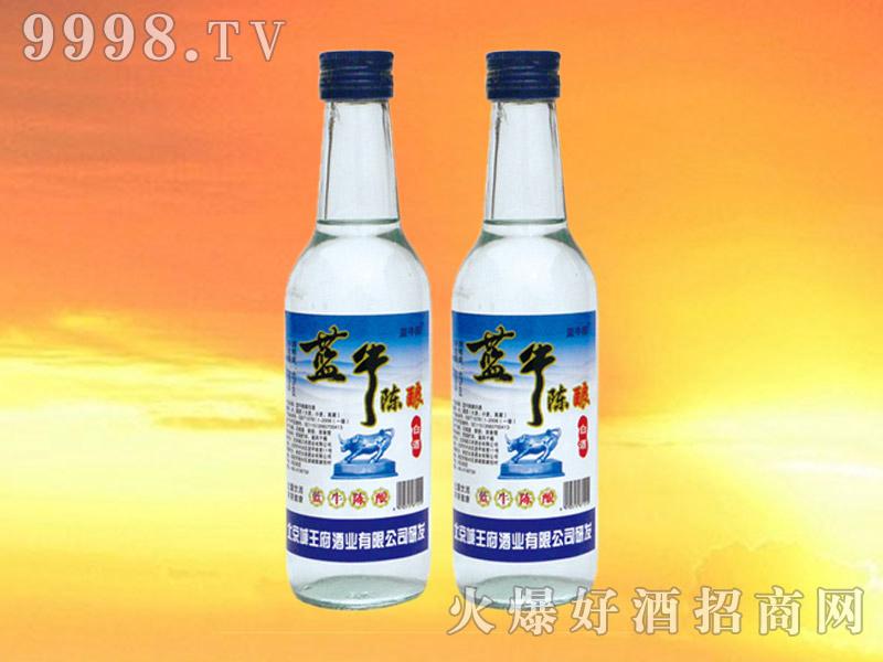 蓝牛陈酿酒42度260mlx20