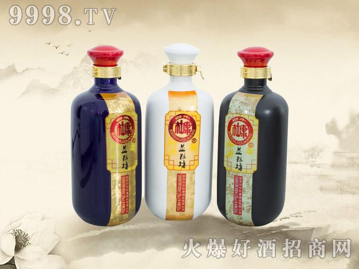白水杜康酒益粮坊(坛装)