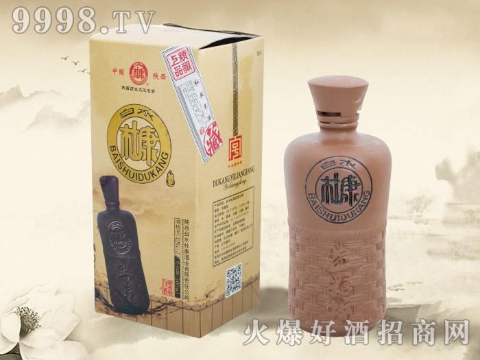 白水杜康酒益粮坊500ml(陶瓷)