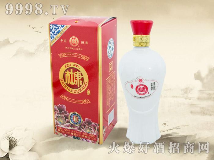 白水杜康酒益粮坊(瓷瓶)