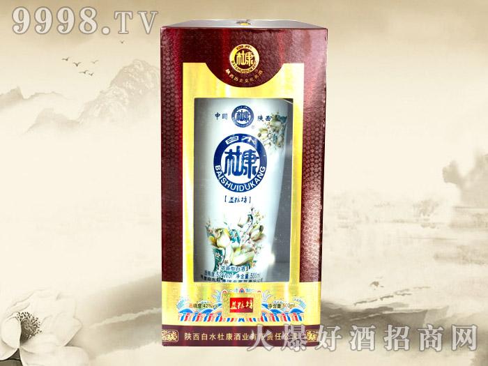 白水杜康酒益粮坊500ml(咖啡色)-白酒招商信息