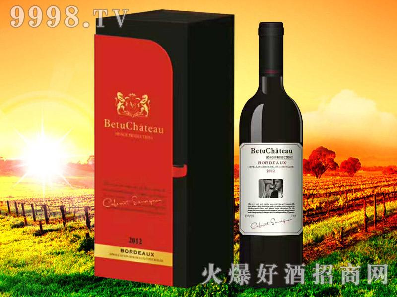 柏图堡干红葡萄酒2012