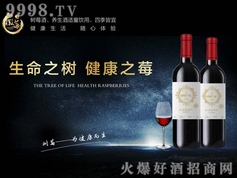 树莓干红产品-红酒招商信息