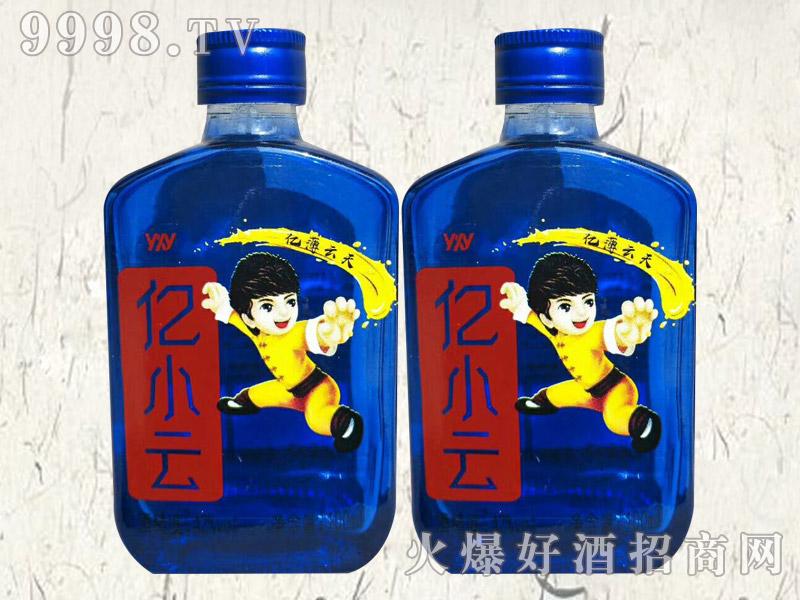 亿小云酒42度100ml(蓝瓶)