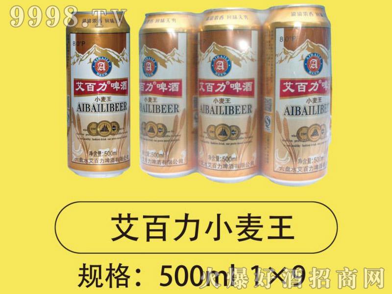 艾百力小麦王500mlx9