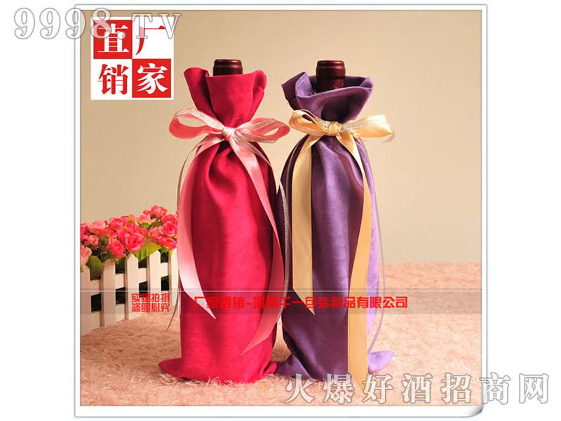 红酒绒布包装袋