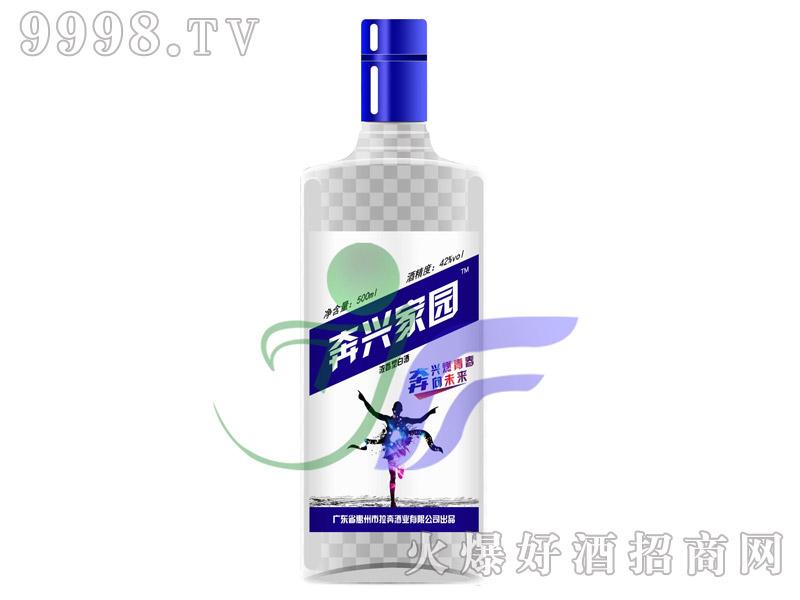 奔兴家园酒500ml