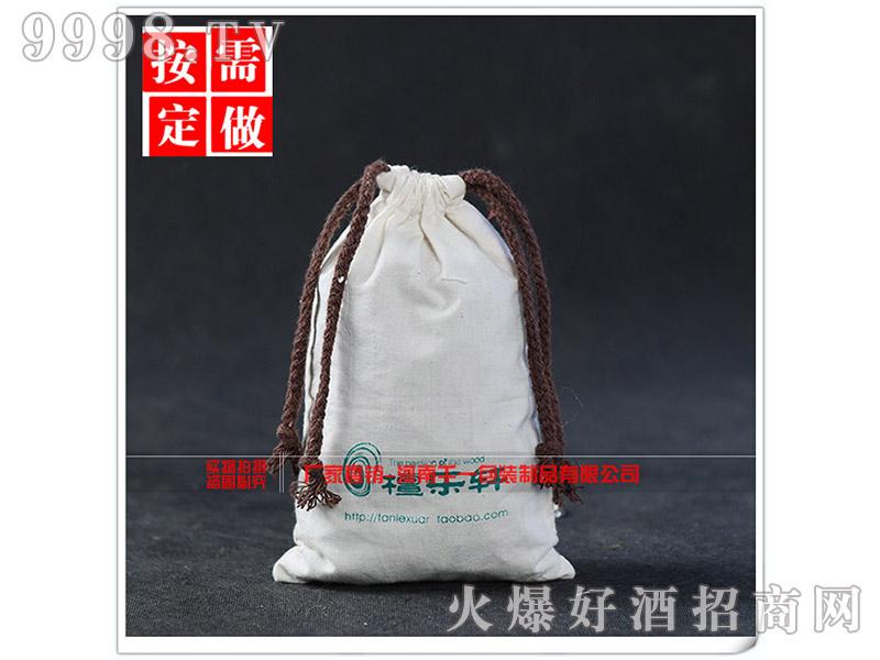 抽绳棉布收纳袋杂粮袋酒袋