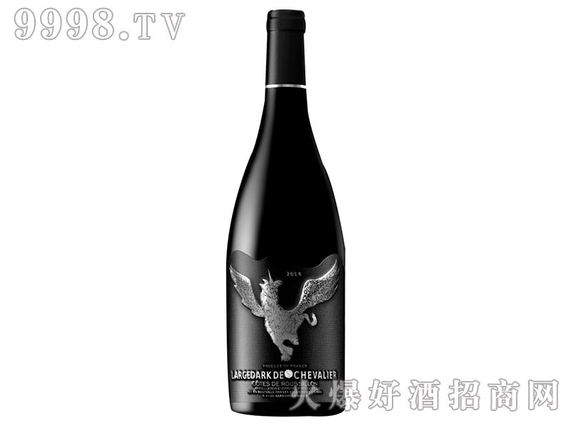 拉格德克古堡银马干红葡萄酒