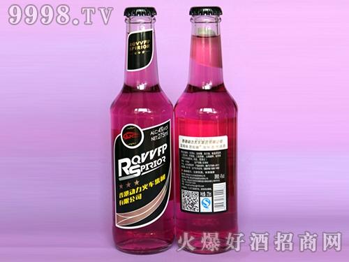 香港动力火车苏打酒蓝莓味-好酒招商信息