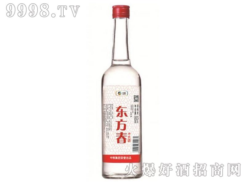 东方春酒特酿500ml