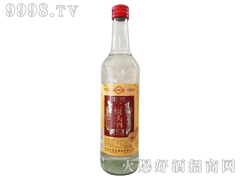 北京二锅头酒黄标
