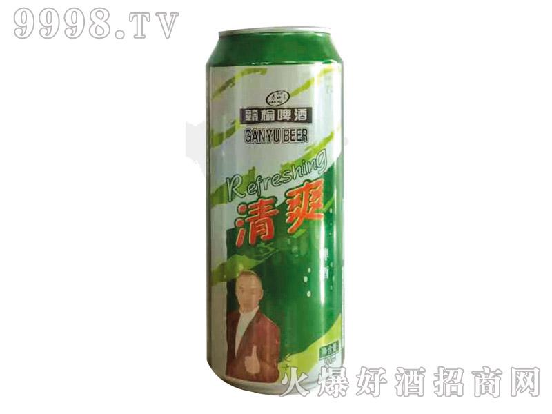 赣榆啤酒・清爽(商超用酒)