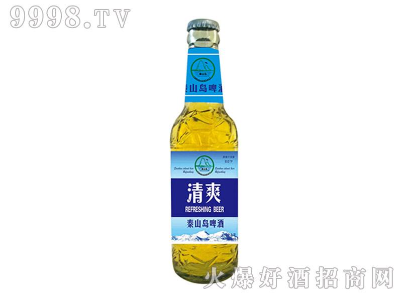 秦山岛啤酒・清爽