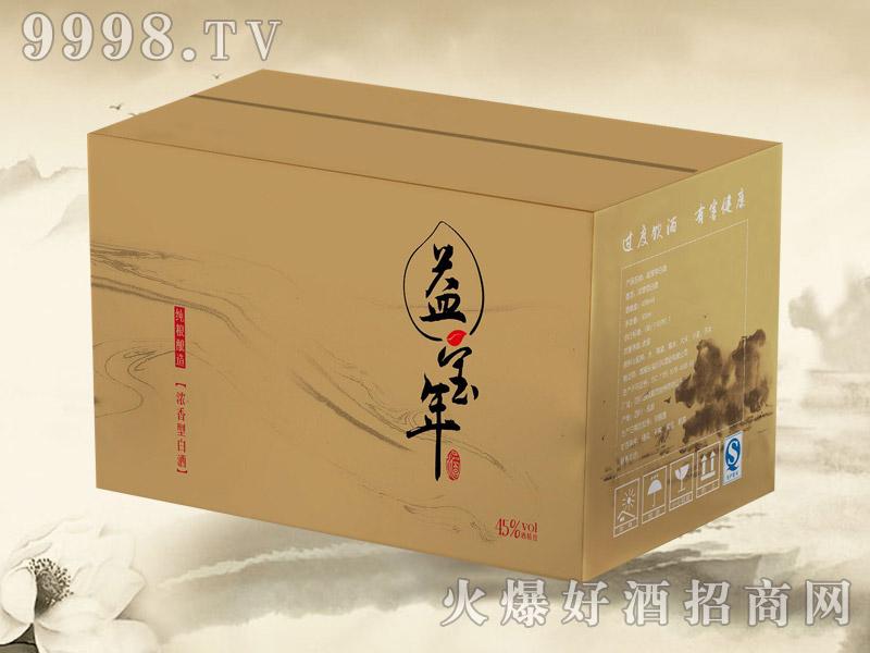 益宝年酒42°(箱)