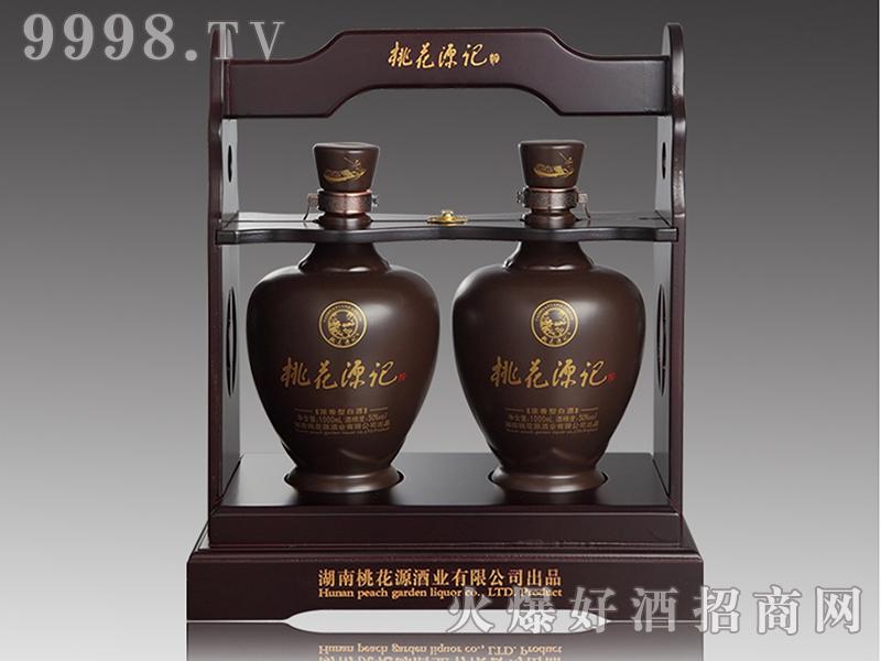 桃花源记酒-礼品酒