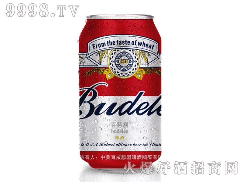 中美百特利啤酒罐装