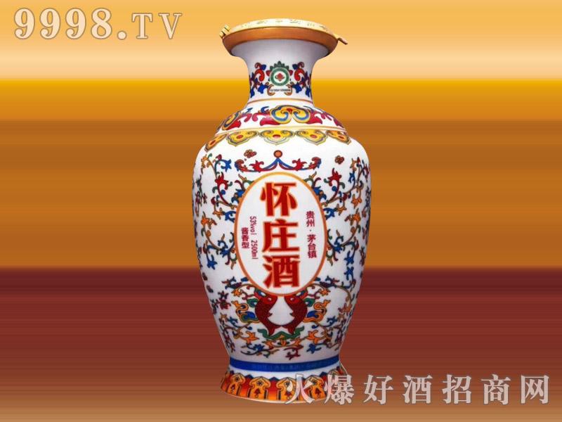 怀庄封坛老窖酒