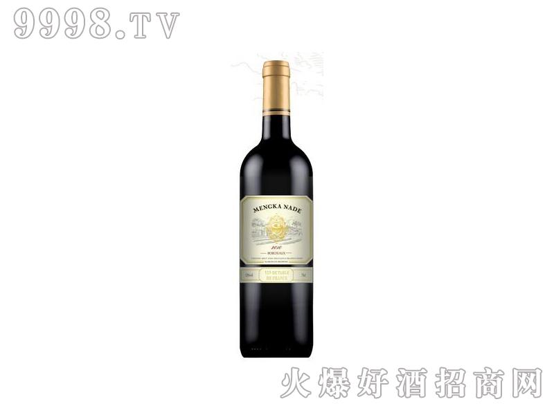 酒堡干红葡萄酒