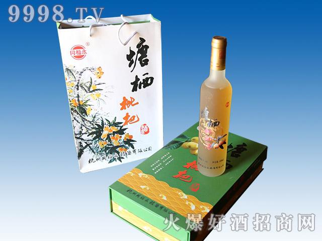 同福永塘栖枇杷酒