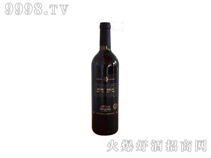 蒙卡纳德干红葡萄酒4