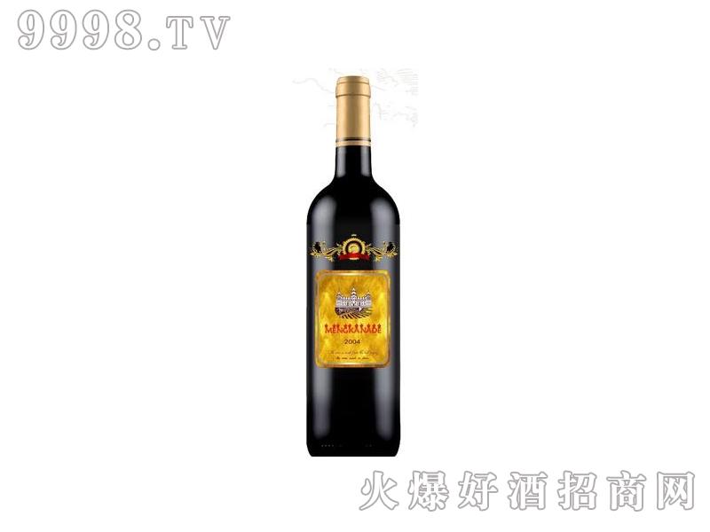 蒙卡纳德干红葡萄酒黄